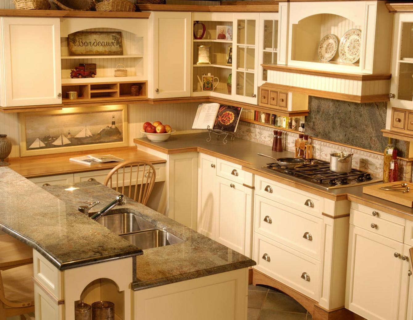 Rustic Kitchen Design Gallery